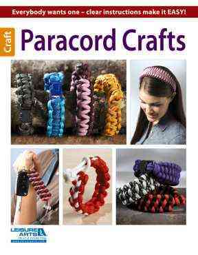 Paracord Crafts By Leisure Arts, Inc. (COR)